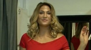 XL-es modellként térne vissza Laky Zsuzsi, Európa egyik legszebb lánya