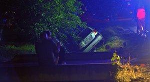 Halálos autórablás Gödöllőn – képek