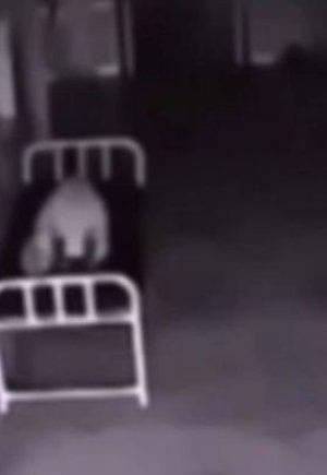 Ilyet még nem rögzített ipari kamera - paranormális felvétel