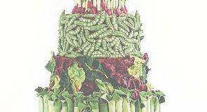 Kétmilliót kóstál a zöld torta