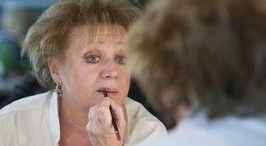 Nagy fájdalmai vannak a Kossuth-díjas színésznőnek