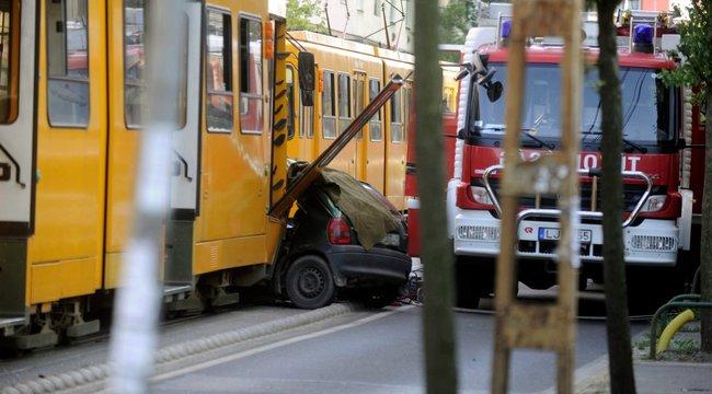 Megdöbbentő részletek a zuglói villamosbalesetről
