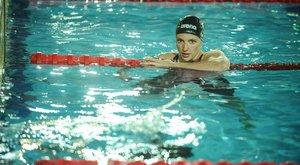 Hosszú Katinka döntős 100 méter háton
