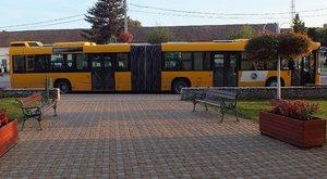 Ecettel öntötte arcon a buszsofőrt