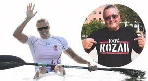 Kozák Balázs: Danuta a négyessel is aranyérmes lesz!