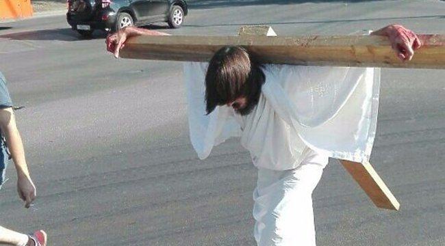 Durva: letartóztatták Jézust Oroszországban