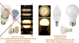 Okosító tanácsok kezdő Led világításra cserélőknek, akik most szeretnének váltani (x)