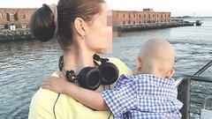 Gábor:A párom megölte a gyermekemet!