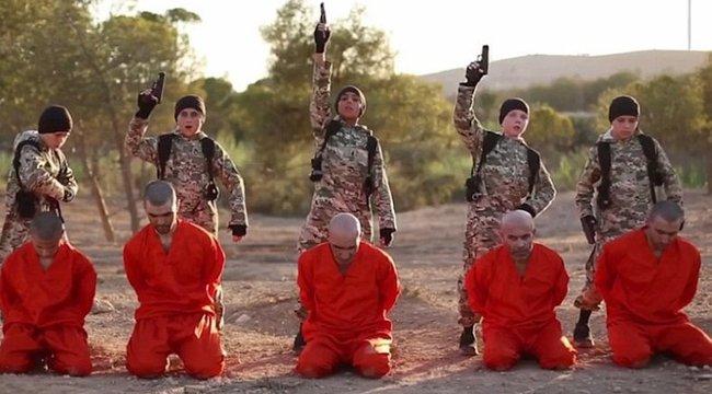 Gyerekekkel végeztetett ki kurdokat az Iszlám Állam