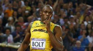 Aprócska Bolt nemiszerve, de jól használja