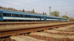 Autóval ütközött vonat Borsodban