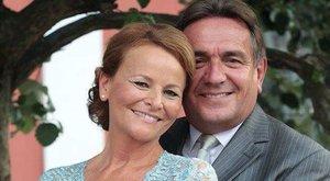 Titkos esküvő: Götz Anna századszorra mondott igent Böröndinek