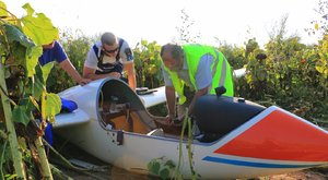 50 éve repült a lezuhant kaposújlaki pilóta