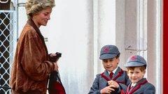 Kertet kap Diana hercegné fiaitól