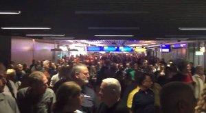 Kiürítették a frankfurti repülőteret