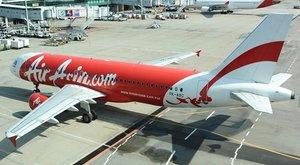 Az AirAsia egyik járata véletlenül rossz országban landolt