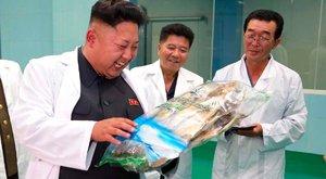 Atomot robbantott Észak-Korea