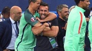 Csak barátság van Ricky és Ronaldo között?