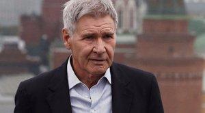 Harrison Fordot kapta születésnapjára Alexandra