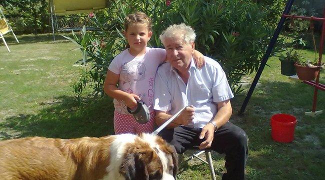 Öt év után a Borsban találta meg eltűnt kutyáját