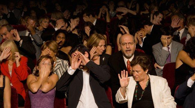 Horror: A nézők elájultak a kannibálos filmen