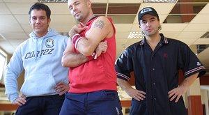 Háborúznak a Hip Hop Boyz tagjai