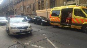 Torkon szúrt holttest egy budapesti lakásban