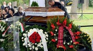 Eltemették Csoóri Sándort