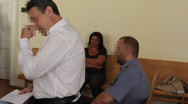 Bestiális kegyetlenség: gyermekei előtt erőszakolt és mészárolt Sándor