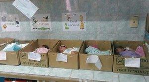 Venezuelában most nem jó megszületni