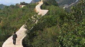 """""""Szép"""" lett: lebetonozták a kínai nagy falat – képek"""