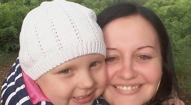 Máját ígérte a kislányának, de a műtét előtt elszökött