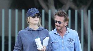 Apja lehetne új barátnőjének Sean Penn
