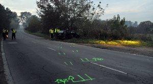 Horror: elmenekült a vétkes sofőr, két súlyos sérült Budapesten egy balesetben - fotók