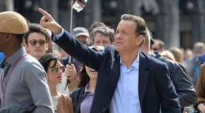 Tom Hanks hajnalban bámulta a magyar lányokat