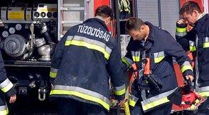 Súlyosan megsérült, de ki tudott menekülni az érdi nő az égő házból