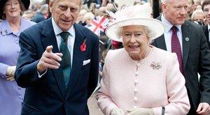 Erzsébet királynő házassága ezért volt veszélyben