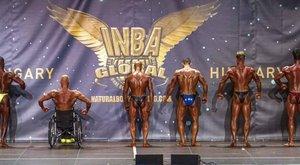 Gerinctörése után lett testépítő-bajnok Kristóf
