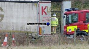 Halott migránsttaláltak egy magyar sofőr kamionjában