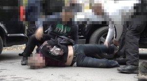 Itt a videó a Teréz körúti robbantó elfogásásról