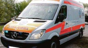 Két autó karambolozott Zuglóban, egy arra járó gyalogos halt meg miatta