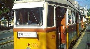 Beégett a BKK: nem jár az ünnepi '56-os villamos