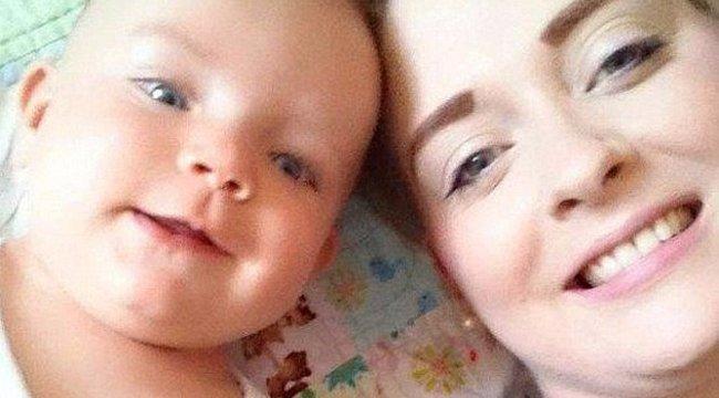 16 vetélés után esett teherbe, lányát 15 hónaposan vesztette el