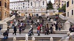 Pánik Rómában: erős földrengés az olasz főváros mellett