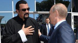 Sztyepán menni Oroszország: Steven Seagal orosz lett