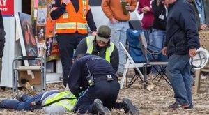 Töke sebesített meg életveszélyesen egy nőt – videó