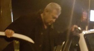 Előállították a rendőrök a részeg Gesztesit