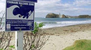 Cunamira figyelmeztetnek a hatalmas új-zélandi földrengés után – videó