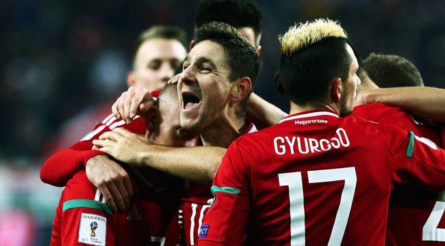 Könnyed győzelem: simán nyert a magyar válogatott Andorra ellen