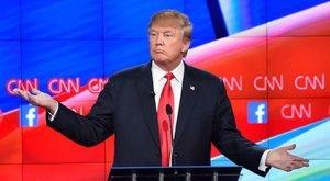 Az már biztos, hogy nem a fizetésért lett Trump elnök